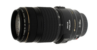 Canon EF 70-300 mm F 4-5.6 IS USM
