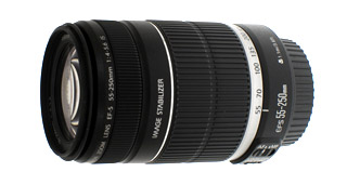 Canon EF-S 55-250 mm F 4-5.6 IS