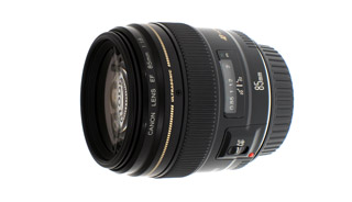 Canon EF 85 mm F 1.8