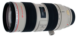 Canon EF 70-200 mm F 2.8 L IS II USM