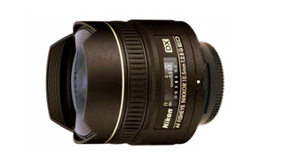 Nikon 10.5 mm F 2.8 G ED DX Fisheye-Nikkor