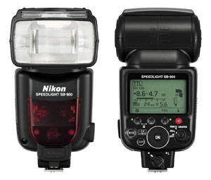 Вспышка Nikon Speedlight SB-900 DX