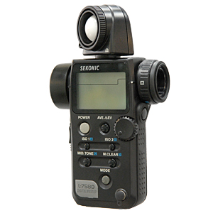 Флешметр (Light Meter) Sekonic L-758C