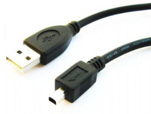 USB кабель Gembird Mini USB 4pin