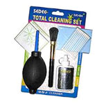 Набор для чистки Total Cleaning kit